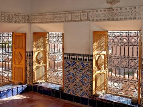 Orientalisch fliesen - Marokkanische wohnzimmer ...